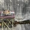 焼き芋窯で珈琲豆を焙煎したが失敗の連続
