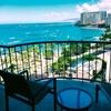 初めてのハワイならホテルはワイキキビーチマリオットのオーシャンビューが最高!