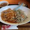 住宅街にある中華料理店で排骨飯を食べました @一宮 花丘飯店