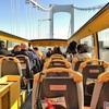 はとバス・2階建てオープントップバスで行く、TOKYOパノラマ・ドライブコース参加