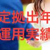 企業型確定拠出年金(DC)運用実績 【2018年8月4日】