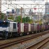 10月4日撮影 東海道線 平塚~大磯間 貨物列車撮影①3075ㇾ 2079ㇾ