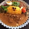 富山県富山市悪王寺「ポムズカリー」でスパイスの風味が楽しい相がけカレー