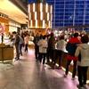 2018年02月 ヒルトン福岡シーホーク⑤ レストラン ブラッセリー&ラウンジ シアラ(朝食ビュッフェ)