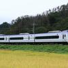 E353系S202編成篠ノ井線臨時回送列車