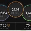 ハーフマラソンの距離にチャレンジしてみた!
