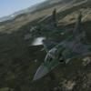 【Metal2Mesh】ミラージュ ACE COMBAT 5 ユークトバニア空軍塗装セット