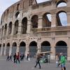 イタリア旅行 ローマ観光(真実の口、コロッセオ)