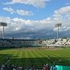 初の遠征(?)、旭川スタルヒン球場