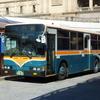 国道9号線を通る路線バス(山口県東部・国道2号線重複区間)