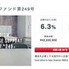 運用期間2ヶ月の案件を見つけたので、クラウドバンクに100万円追加投資。
