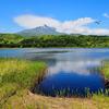 オタトマリ沼(北海道利尻島)
