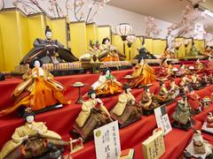 五人囃子に三人官女…段飾りのひな人形って、みんなどんな役割をしているのか調べてきました!