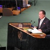 北朝鮮外相、「先制行動」に言及 国連総会で演説