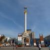 キエフの観光名所!!