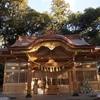 千葉県成田市・麻賀多神社本宮の新拝殿