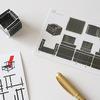 アート雑貨|コルビュジェ、リートフェルトの名作椅子が作れるポストカード