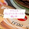 【フランス】え⁉︎日本と全然違う⁉︎フランスでクレジットカードを使う時の注意点