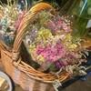 ポンプの生花