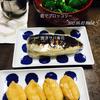 焼きサバ寿司~干物で🐟