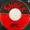 ★新着レコード★Peter Tosh(ピータートッシュ) - Vampire【7'】