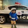 ポリスミュージアムで警察なりきり体験