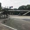 熱田神宮前から、新堀川、上前津と歩いてきました。