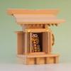 御守を祀っておくなら小さな神棚がオススメ 小宮一社神殿