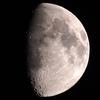 「月」の撮影 2020年5月2日(機材:ミニボーグ50FL、E-PL5、ポラリエ)