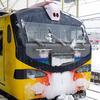 【201101東北】リゾートしらかみ(くまげら編成)秋田から新青森へ、五能線で無事到達できるかな?
