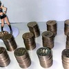 2007/11/12:「10万円貯まる貯金箱の日」