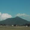 筑波山が久々にくっきりと