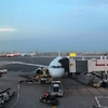 エアカナダAC735便でトロントからサンフランシスコまで