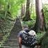 日本一の石段がある出羽三山神社にペット連れで行ってきたよ《'20夏キャラバン④》