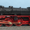 西ドイツ国鉄 DB BR 03.0-2 急行用蒸気機関車 132号機 (Fleischmann 4103)
