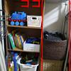子どもの保育園収納スペースを改善しました