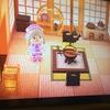 【あつ森】部屋を秋仕様にしました