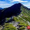 【南アルプス】北岳、夏山の始まりを告げる日本二位の高峰へ、北岳テント泊の旅
