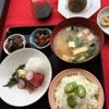 """【高知ランチ】立ち食いスタンド""""魚兼""""さんで立ち食い定食!"""
