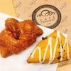 【パンもぐもぐ】Cafe CROISSANT(カフェ クロワッサン)のソーセージクロワッサンとパンプキンチョコチップスコーン