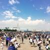 横浜ポケモンGOパークでバリヤードとアンノーンをゲット!