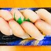 『今日の昼食~ぶりのお寿司~』