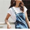 白Tにデニムがやっぱり好き!約2000円以下で買えるおすすめシンプルTシャツ