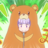 【アニメ感想】NEW GAME! 6話感想 熊さん寝ぐるみ登場なクマーな回