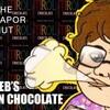 【The Vapor Hut・リキッド】NANA DEB'S - GERMAN CHOCOLATE ジャーマンチョコレート をもらいました