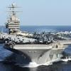 米空母2隻が南シナ海演習で中国牽制