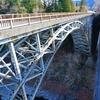 日本で2つしかない橋を見に来たんだけど・・・