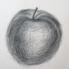 【イラストを描きたい】初心者がデッサン体験教室へ ~リンゴを描く~