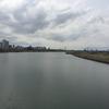 現在の淀川は生まれて100年。大阪市内で暴れ回った旧淀川の流れ。