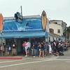 カリフォルニアで評判のクラムチャウダー店Splash Cafe